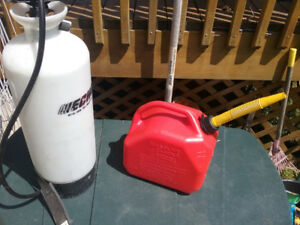 5 Gallon Pump Sprayer