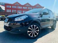 2012 Nissan Qashqai 1.6 n-tec 2WD 5dr SUV Petrol Manual