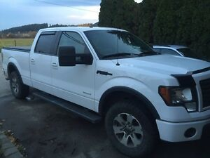 2011 f150 SuperCrew FX4 Ecoboost