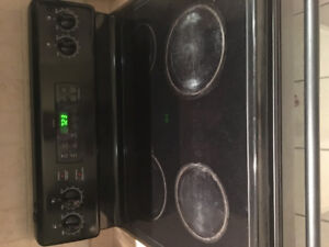 GE stove & built in microwave