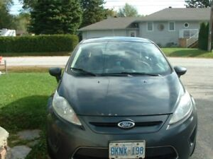 2011 Ford Fiesta Hatchback - REDUCED PRICE