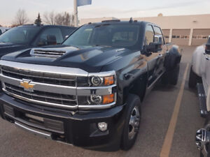 2018 Chevrolet Silverado 3500 High Country Dually ***NEW***