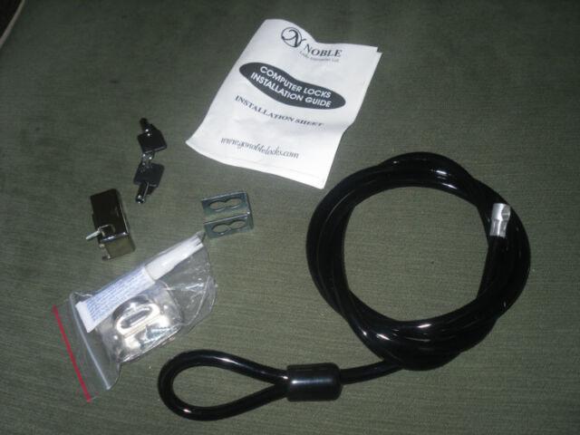 PC/Desktop/Computer Lock - 'HP Business Security Kit' (new)