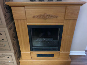 Electric Fireplace - 1500W - Moving Sale