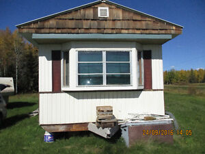 MOBILE  HOME  TO BE  MOVE