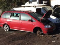 Seat Alhambra 2.0tdi 2008 For Breaking