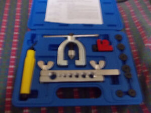 flaring tool double,princess auto never used new