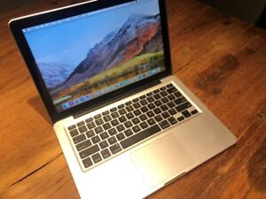 MacBook Pro (13-inch, Mid 2012) 2.9GHz Intel i7, 750GB HD, 16GB