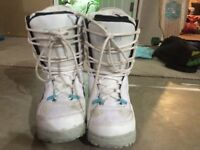 Firefly snowboard boots size 9.5