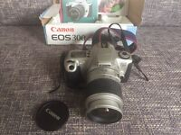 Canon EOS 300 Film SLR 28-90mm f4-5.6 Kit