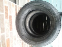 4 set of winter tires for sale,  Michelin brand