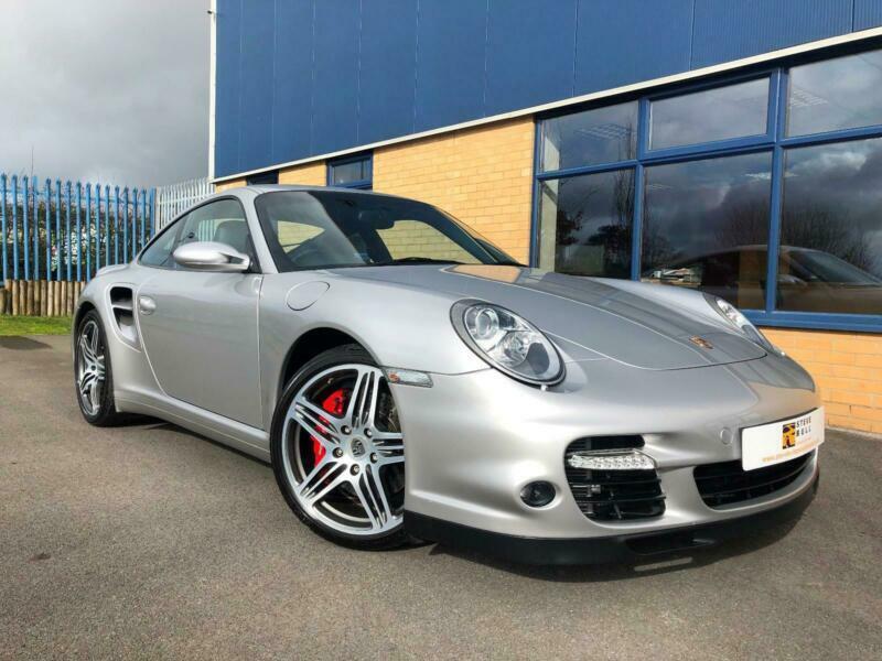 Porsche 911 3 6 Tiptronic S Auto 2007my Turbo Just 30000 Miles In