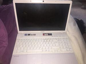 2011 sony vaio laptop