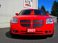 2007 Dodge Magnum SXT  LITTLE RED WAGON