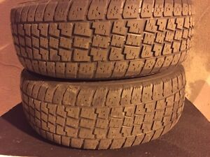 Avalanche X-treme winter tires 185/65/R14 = $70