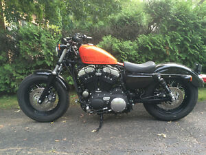 Sportster 48 for sale *Please use phone number, not email*