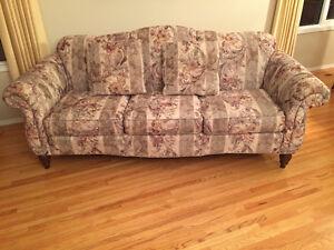 Sklar Peppler Sofa and Chairs