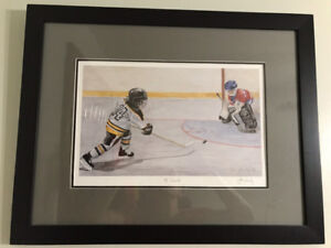 John Newby signed and Framed Prints