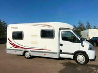 Renault MASTER lunar home car with fixed end bed!