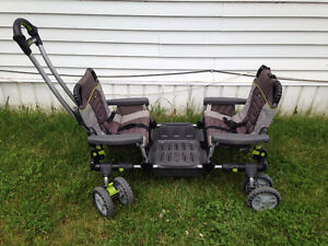 Fisher Price Double Wagon