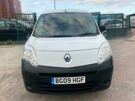 2009 Renault Kangoo 1.5 dCi ML20 70 FWD 3dr Panel Van Diesel Manual