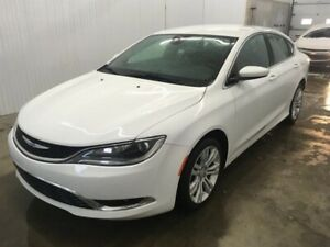 Chrysler 200 Limited V6 MAGS Volant chauffant 2015