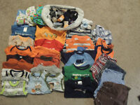 Ton of Boys baby clothes