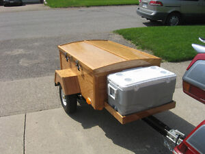 Price Drop!  Custom Cargo Trailer