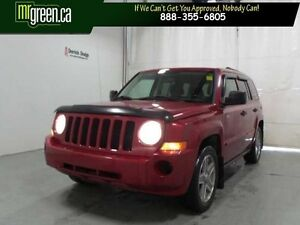 2008 Jeep Patriot SPORT   4WD North Htd Frnt Sts Power Grp A/C $