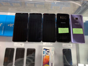 SAMSUNG S8 64GB UNLOCKED PHONE IN MINT CONDITION