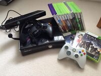 Xbox 360 Kinect 250 GB Console