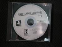 ps1 final fantasy anthology