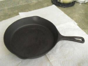 Mc Clary's No 8 DRIPTOP SPIDER X615 FRYING PAN/ SKILLET