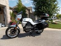 BMW K75  excellent condition certified