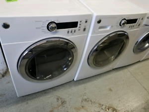 "GE 24"" STACKABLE LAUNDRY SET"