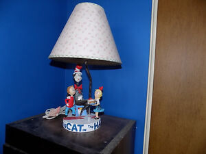 Cat in the Hat Lamp Kitchener / Waterloo Kitchener Area image 2