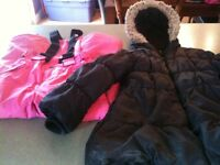 Size 6 girls snow suit