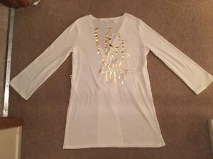 NEW Victoria's Secret Robe - White