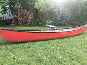 Kennebec Royalex Canoe 16