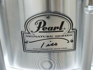 Pearl Signature Snare Drum with Case