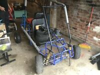 110cc buggy (un-finished project)