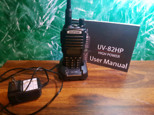 Baofeng UV-82 HP Ham Radio Transceiver