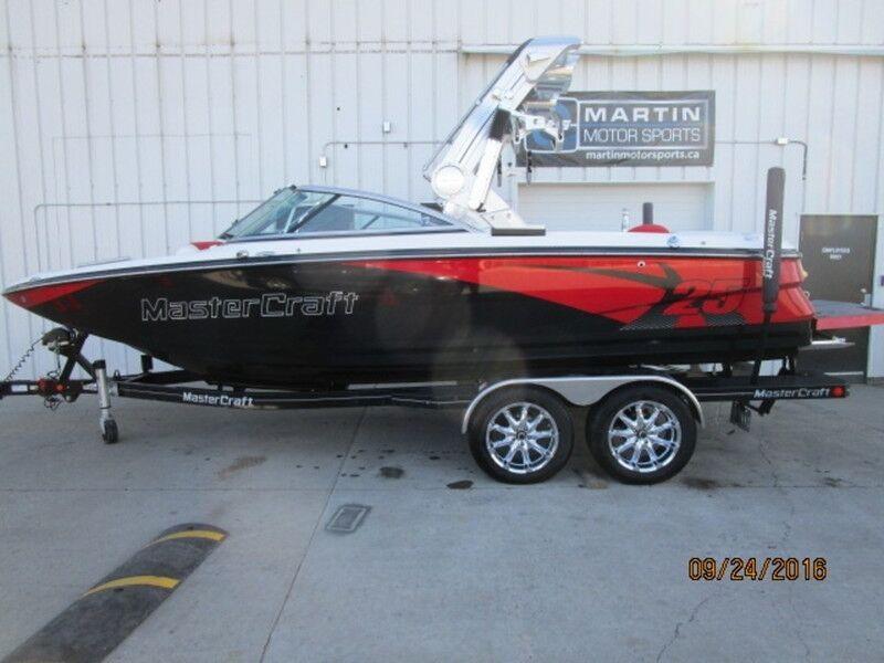 2013 Mastercraft X25 Powerboats Motorboats Edmonton