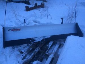 7' HD Snow Plow for ATV Tractor