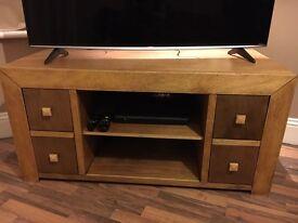 Wooden TV unit/cabinet