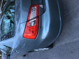 2009 Mitsubishi Galant Sedan