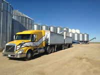 Gee Tee Holdings is looking for a class 1 Driver To Haul Grain