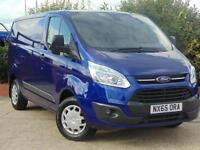 2015 Ford Transit Custom 290 TREND L1 H1 100 PS 4 door Panel Van