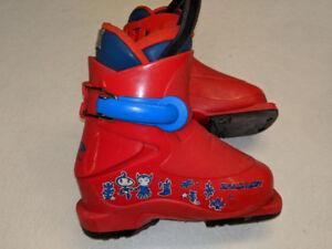 Bottes de ski - ski boots SALOMON 18.0 (environ 10-11)