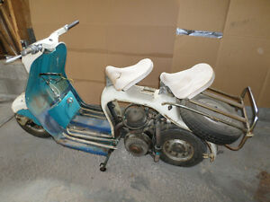 NSU PRIMA D SCOOTERS FOR SALE